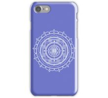 Mandala for Saraswati iPhone Case/Skin