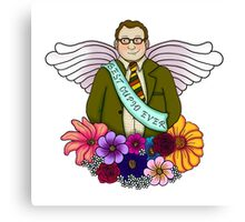 Mike Stamford, Best Cupid Ever. Canvas Print