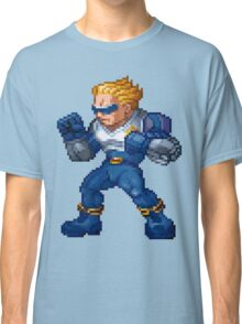 Captain Commando Classic T-Shirt