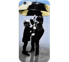 Sharing The Umbrella 2015 iPhone Case/Skin