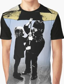 Sharing The Umbrella 2015 Graphic T-Shirt