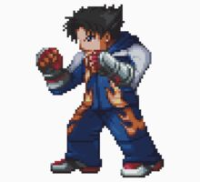 Jin Kazama One Piece - Long Sleeve