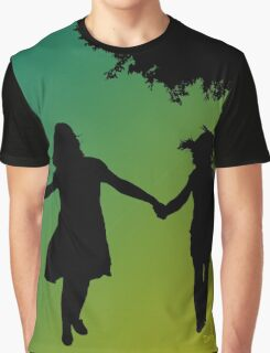 Skipping 2012 Graphic T-Shirt
