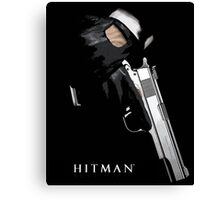 hitman Canvas Print