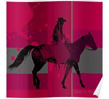 The Horseman 2012 Poster