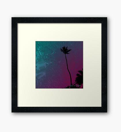 The Palm 2011 Framed Print