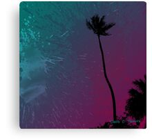 The Palm 2011 Canvas Print