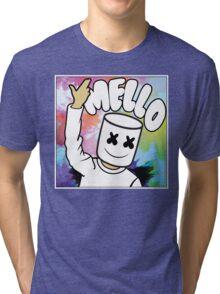Marshmello Color Tri-blend T-Shirt