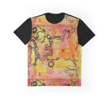 Tadpole Diagrams at Play Graphic T-Shirt