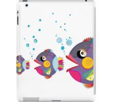 Cat fish iPad Case/Skin