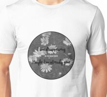 All the Bright Places Theodore Finch Quote Unisex T-Shirt
