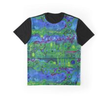 Green Function Graphic T-Shirt