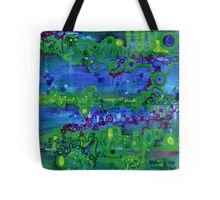 Green Function Tote Bag