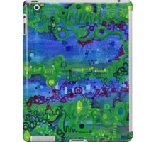 Green Function iPad Case/Skin