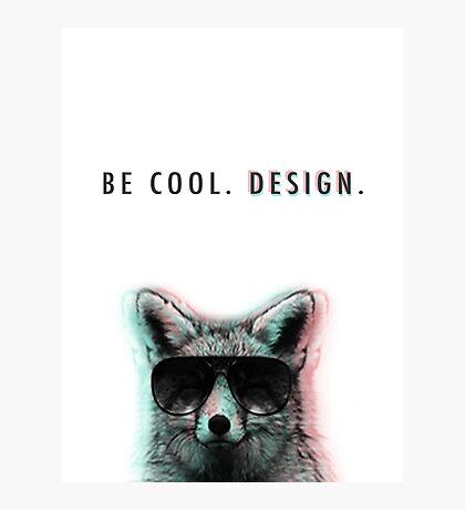 Sly Design Photographic Print