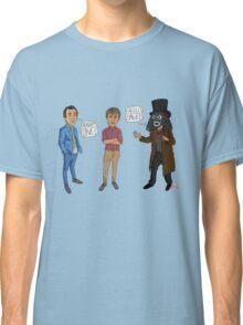 Only Fools & Horses / League of Gentlemen Mashup! Rodney, Trigger & Papa Lazarou Classic T-Shirt