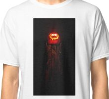 The Jack O'Lantern of Barad-dûr Classic T-Shirt