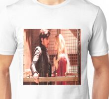 Once Upon A Time Captain Swan Unisex T-Shirt