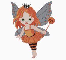 Cute cartoon fairy One Piece - Short Sleeve