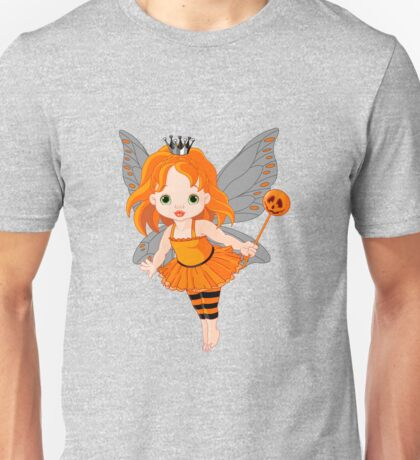 Cute cartoon fairy Unisex T-Shirt