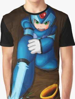 X-Busting Mets Graphic T-Shirt