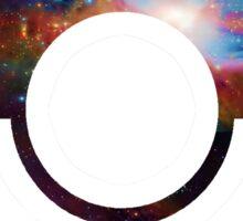 Galaxy Pokeball -  ver Colorful Sticker