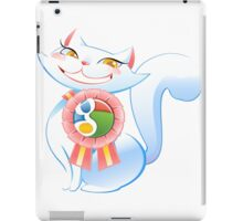 Social cat iPad Case/Skin