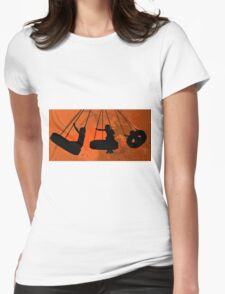 The Tire Swing 2011 Womens Fitted T-Shirt