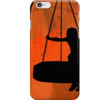 The Tire Swing 2011 iPhone Case/Skin