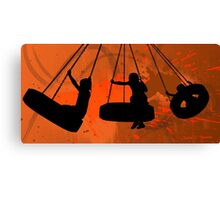 The Tire Swing 2011 Canvas Print