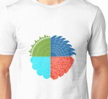 The 4 Elements Unisex T-Shirt