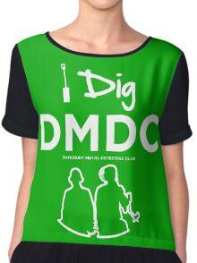 I dig the DMDC Chiffon Top