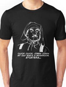 Blackadder - Cluck Cluck, Jibba Jibba Unisex T-Shirt
