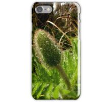 Droplets iPhone Case/Skin