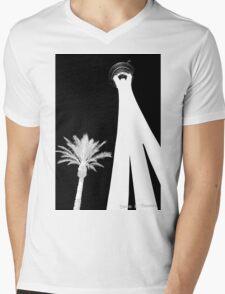 Vegas Tower 2015 Mens V-Neck T-Shirt