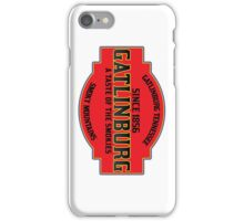 GATLINBURG TENNESSEE GREAT SMOKY MOUNTAINS NATIONAL PARK SMOKIES iPhone Case/Skin
