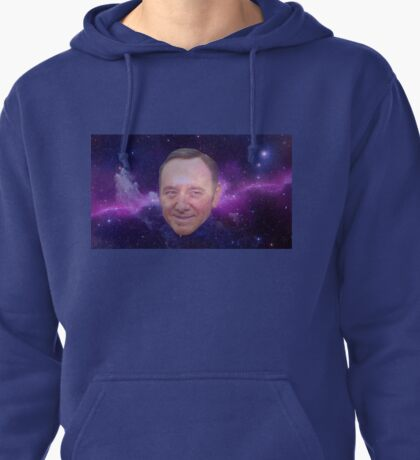 Spacey in Space - Florida Panthers Pullover Hoodie