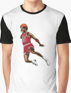 Michael Jordan Graphic T-Shirt