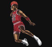 Michael Jordan One Piece - Long Sleeve
