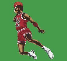 Michael Jordan One Piece - Short Sleeve
