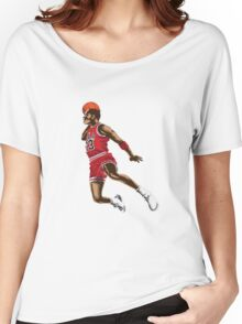 Michael Jordan Women's Relaxed Fit T-Shirt