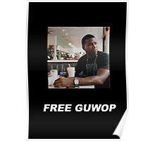 Fre Guwop/Trap God Gucci Mane Poster