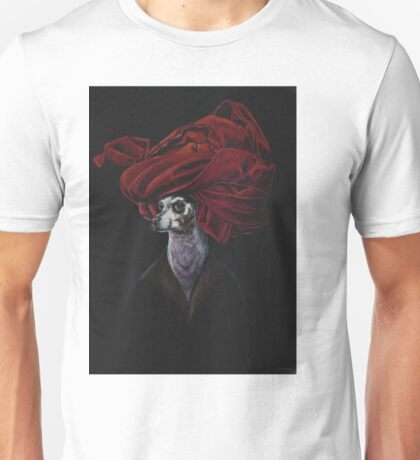 Goofy in a Red Turban Unisex T-Shirt