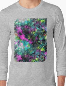 Colour Splash Long Sleeve T-Shirt