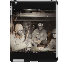 African American Medics WWII iPad Case/Skin