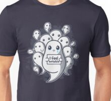 Ghost problems Unisex T-Shirt