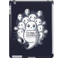 Ghost problems iPad Case/Skin