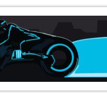 Light Rider Sticker