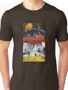 Radiohead album covers Unisex T-Shirt