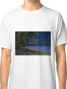 Fluorescent plankton in the Maldives - Indian Ocean Classic T-Shirt